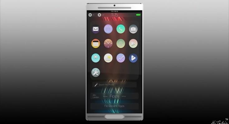 Vision Pro Phone d