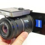 Vivitar IU680 mad camera lens fitted to iPhone 5S