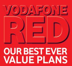 Vodafone Red UK releasing new Tariffs