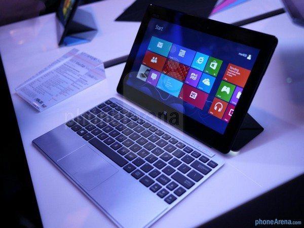 Asus VivoTab Smart Windows 8 slate handled on video