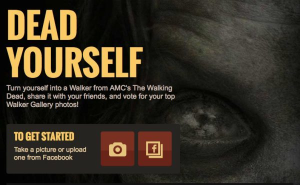 Walking Dead Yourself app, Feb 2014 update