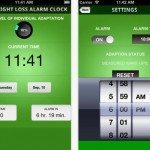 Weight Loss Alarm Clock for iPhone, helps lower Cortisol levels