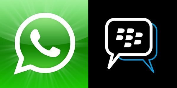 WhatsApp users- BBM Android, iPhone release is too late