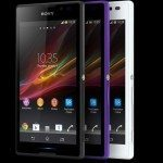 Where to buy Sony Xperia C in India now