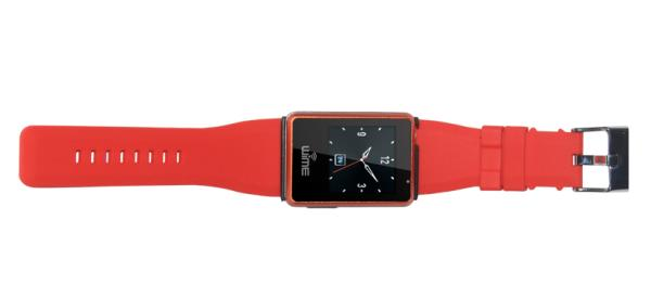WiMe NanoWatch small GSM mobile phone, Oh Pebble!