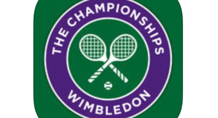 Wimbledon tennis app android and ios