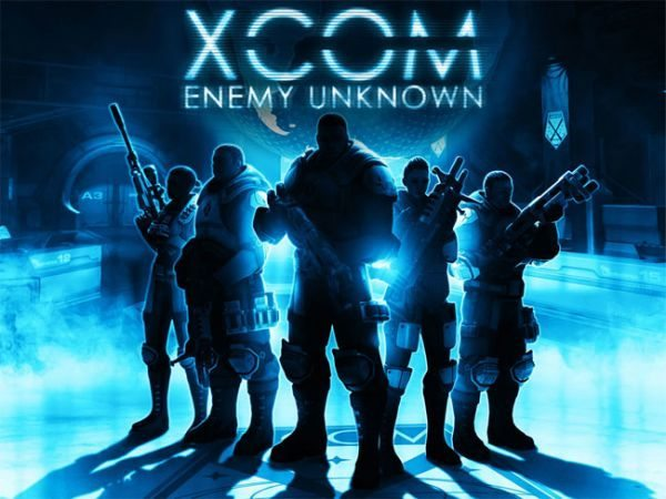 XCOM Enemy Unknown iOS app release and video visuals