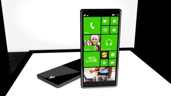 Xbox One Smartphone concept features revisited