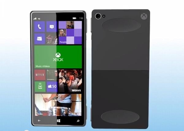 Xbox One smartphone release envisioned with concept