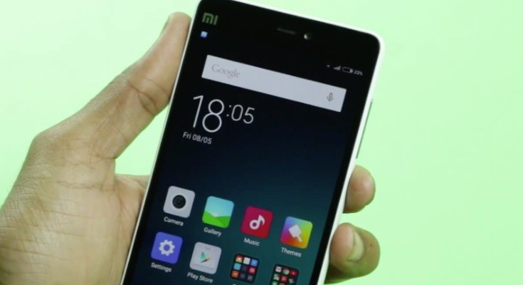 Xiaomi Mi 4i review with overall rating