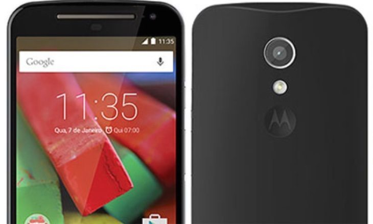 Xiaomi Mi 4i vs Moto G 2nd gen b