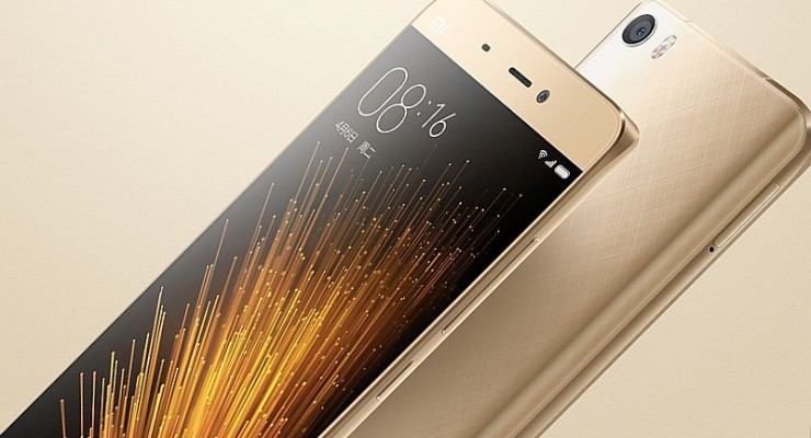 Xiaomi Mi 5s Rumored to Feature Ultrasonic Fingerprint Reader and Pressure Sensitive Display