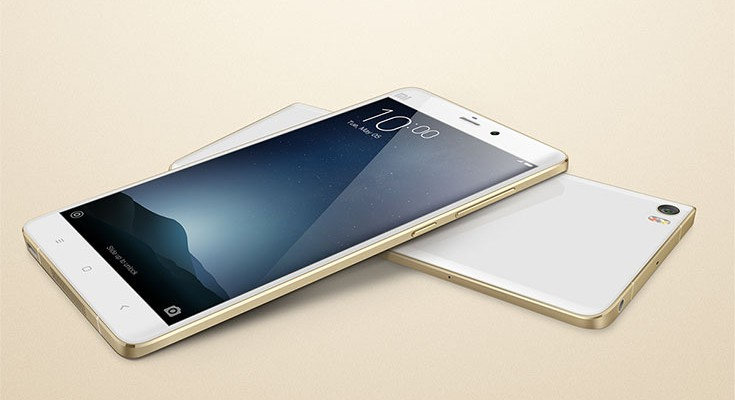Mi Note 2 from Xiaomi To Come with Edge Display