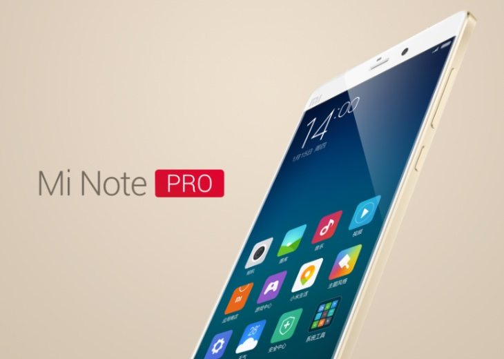 Xiaomi Mi Note Pro vs Samsung Galaxy Note 4, best bits