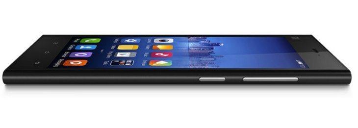 Xiaomi Mi3 India sale