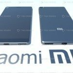 Xiaomi Mi4 design is only 5mm thick