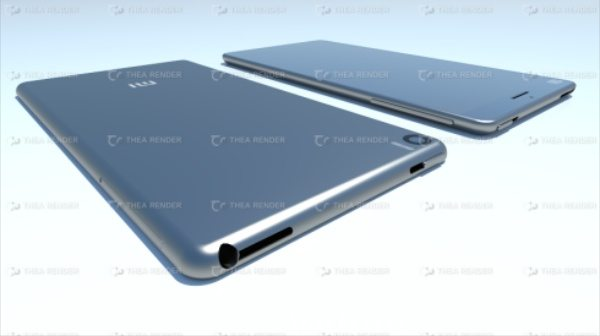 Xiaomi Mi4 design is only 5mm thick b