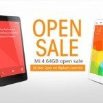 Xiaomi Mi4 open sale