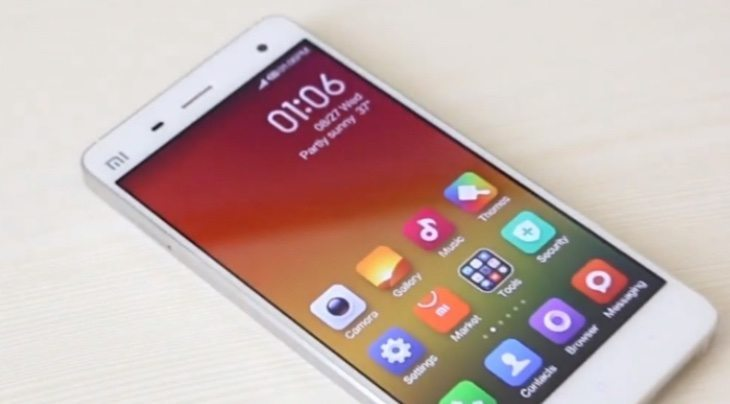 Xiaomi Mi4 price slashes India