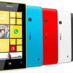 Xiaomi Redmi 1S vs Nokia Lumia 520 b