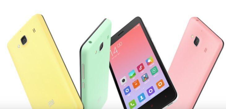 Xiaomi Redmi 2A official