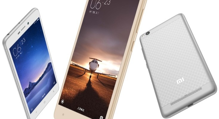 Xiaomi Redmi 3 price and release date official