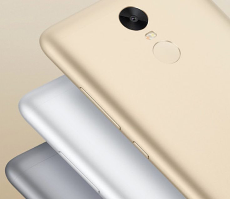Xiaomi Redmi Note 3 rather than Note 2 Pro