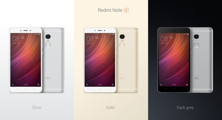 Xiaomi Redmi Note 4 Goes Official With Helio X20