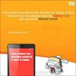 Xiaomi Redmi Note India launch date