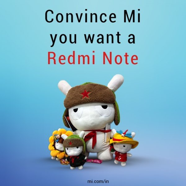 Xiaomi Redmi Note launch date for India