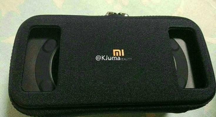 Xiaomi VR Headset Picture Leaked, Launch Tomorrow