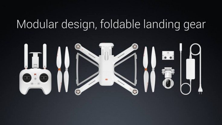 Xiaomi Mi Drone Price