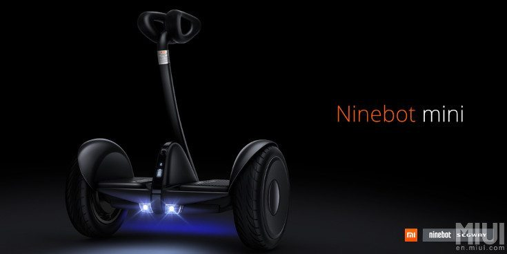 The Xiaomi Ninebot mini is an Electric Scooter with a $315 price tag
