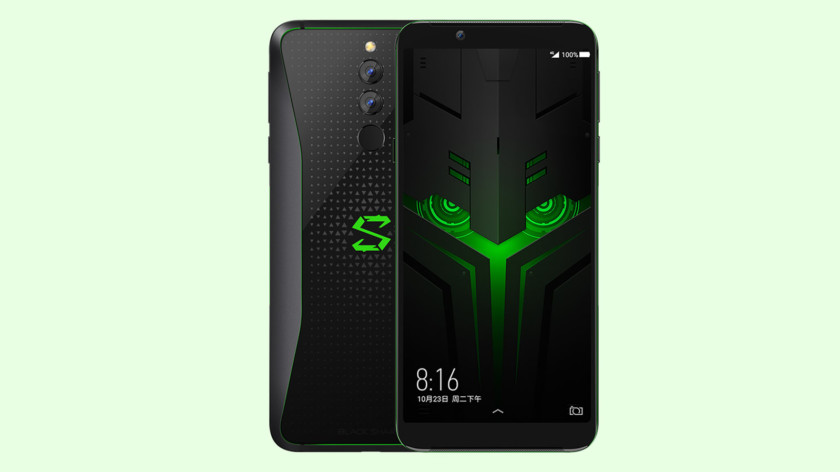 Xiaomi Black Shark Helo released