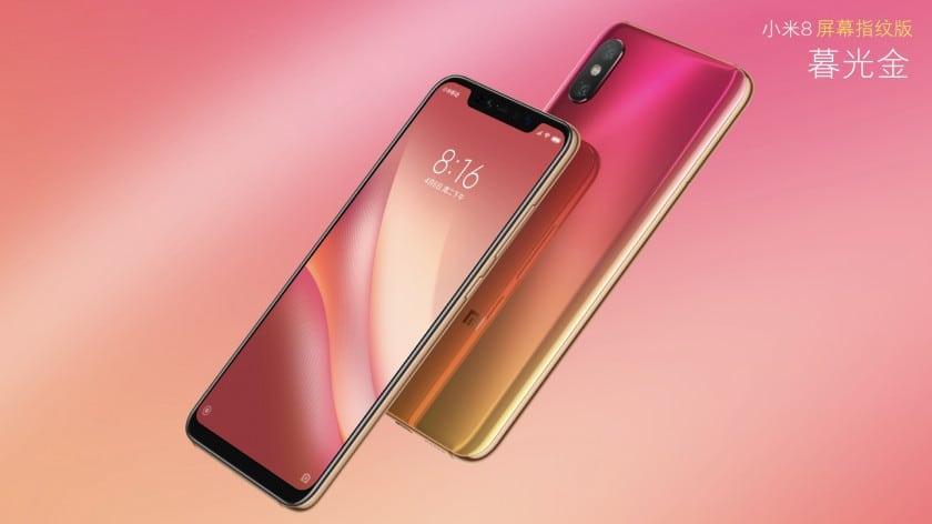 Xiaomi Mi 8 Pro revealed