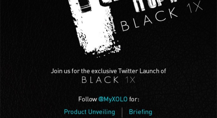 Xolo Black 1X set for launch