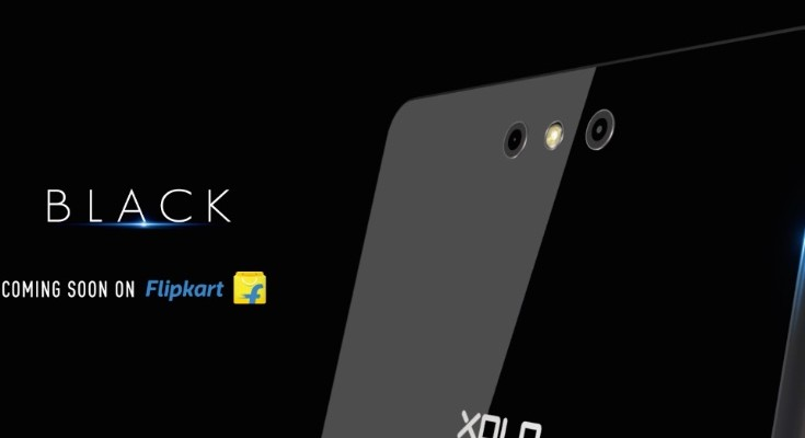 Xolo Black smartphone shown in official video