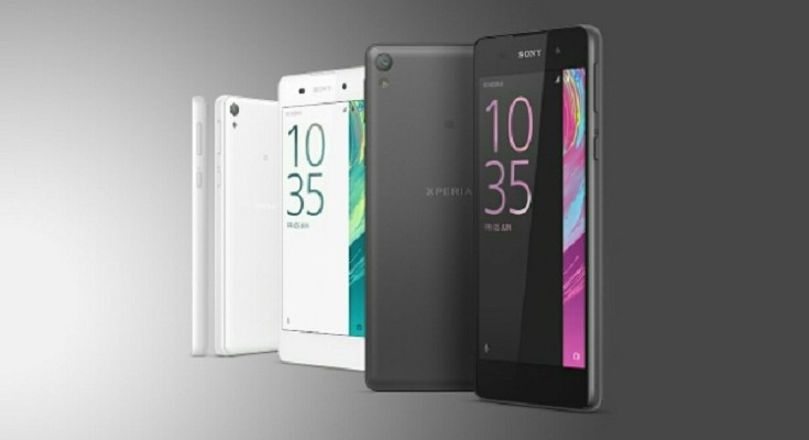 Sony Xperia E5 hits the UK for £100 at Vodafone on Pay as you go
