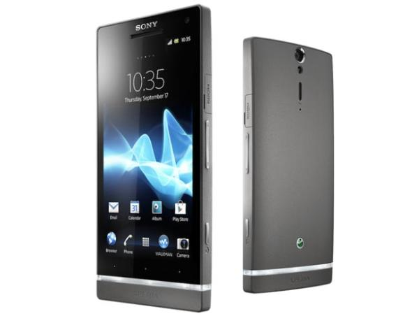 Sony Xperia S update with bug fixes promised