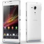 Xperia Sp unveiled