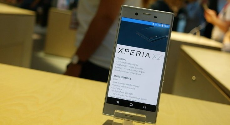 Sony Xperia XZ To Land in US on October 2nd at $699