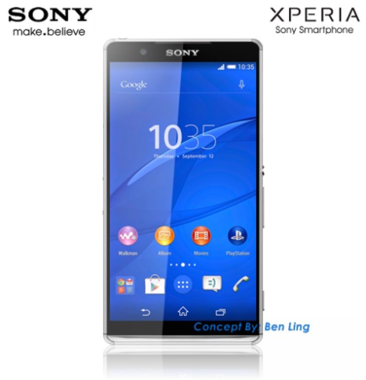 Sony Xperia Z4 Compact design has full specs sheet  PhonesReviews UK