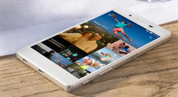 Xperia Z5 vs Lumia 950 b