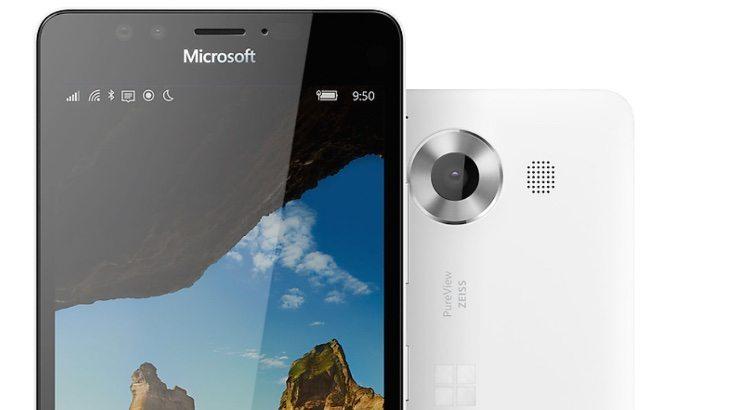 Xperia Z5 vs Lumia 950