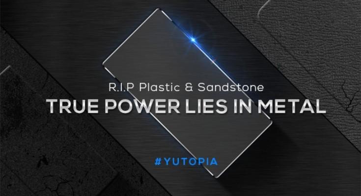 YU Yutopia metal body in new teasers