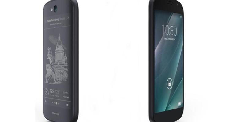 YotaPhone 3 price