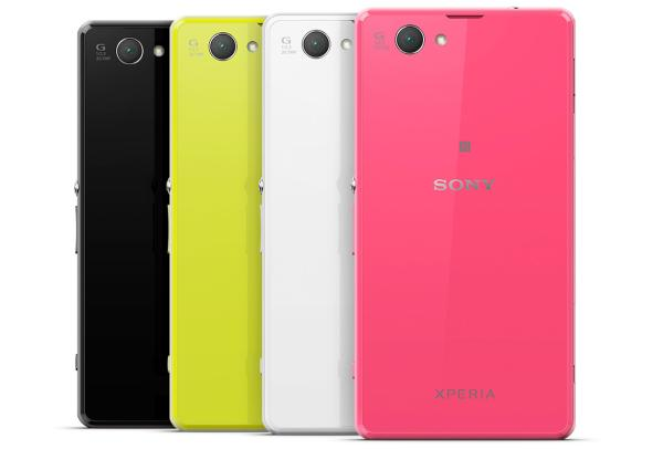 Sony Xperia Z1 Compact in exclusive Australia release