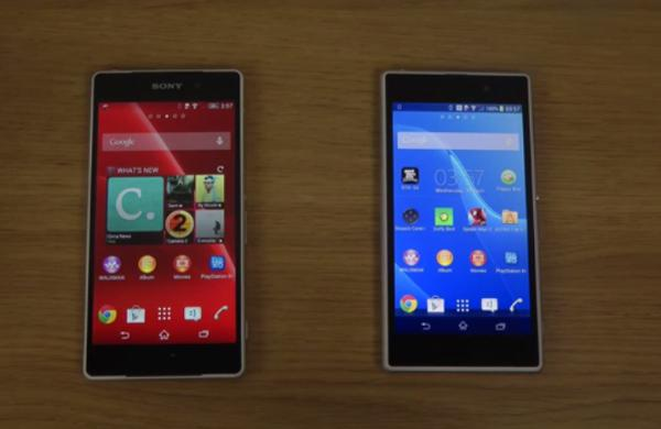Sony Xperia Z2 vs Xperia Z1 speed test comparison - PhonesReviews UK- Mobiles, Apps, Networks ...
