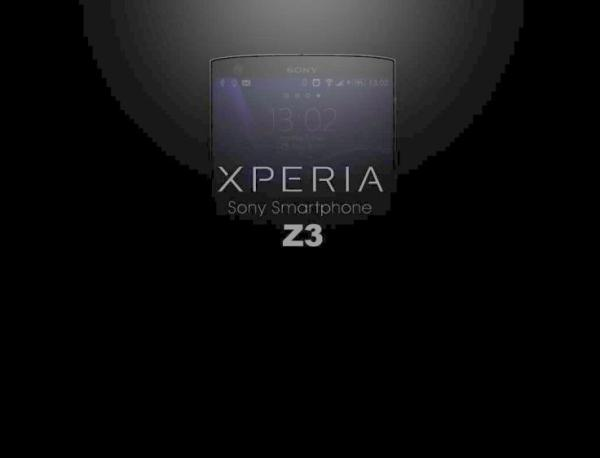 Sony Xperia Z3 design is a work in progress
