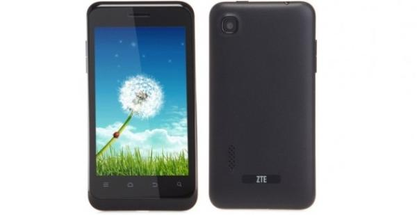 ZTE Blade C JB 4.1 phone release for China